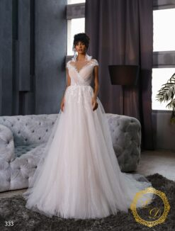 Wedding dress Lady Di 333-1