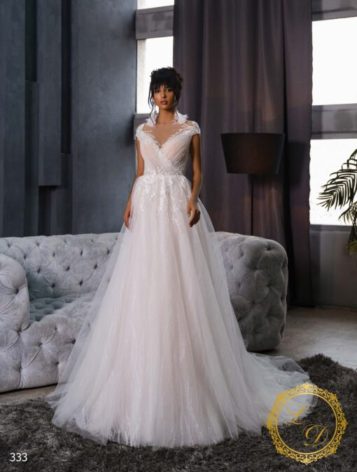 Wedding dress Lady Di 333-1