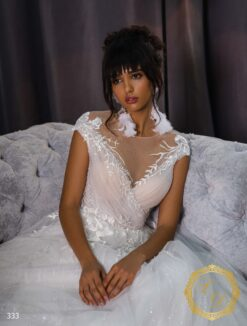 Wedding dress Lady Di 333-2