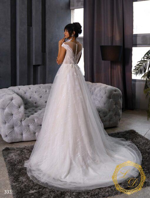 Wedding dress Lady Di 333-3