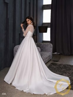 Wedding dress Lady Di 334-3