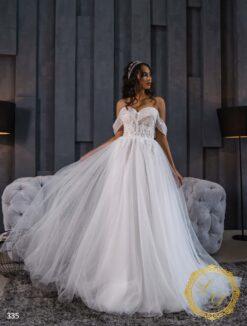 Wedding dress Lady Di 335-1