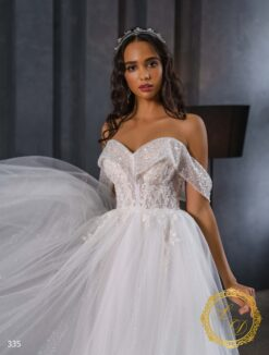 Wedding dress Lady Di 335-2