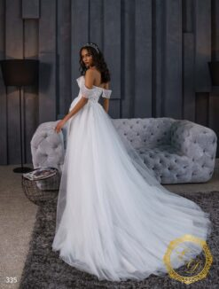 Wedding dress Lady Di 335-3