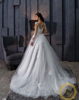 Wedding dress Lady Di 336-3