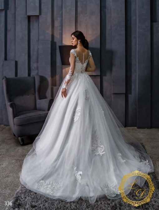 Wedding dress Lady Di 336-3