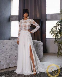 Wedding dress Lady Di 337-1