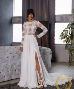 Wedding dress Lady Di 337-1