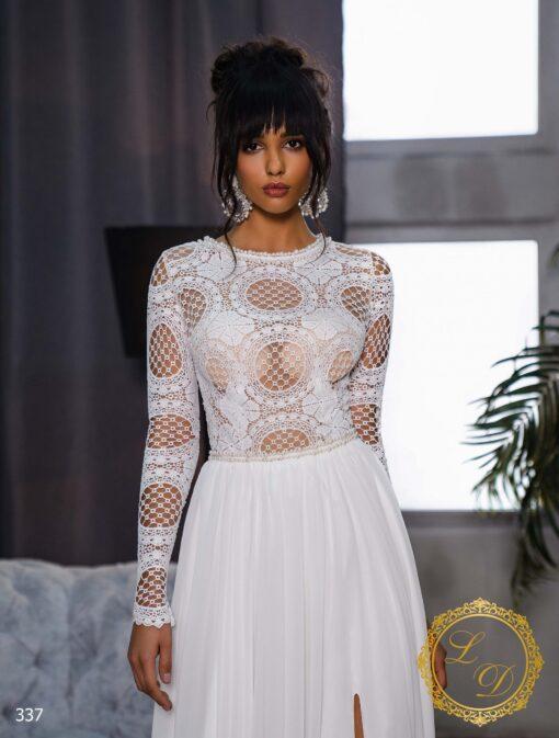 Wedding dress Lady Di 337-2