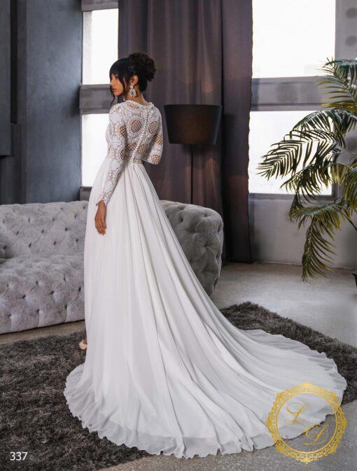 Wedding dress Lady Di 337-3