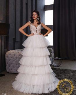 Wedding dress Lady Di 338-1