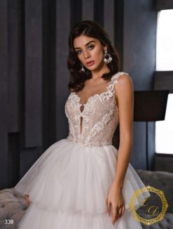 Wedding dress Lady Di 338-2