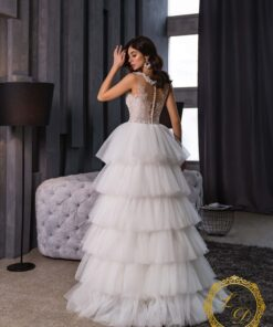 Wedding dress Lady Di 338-3