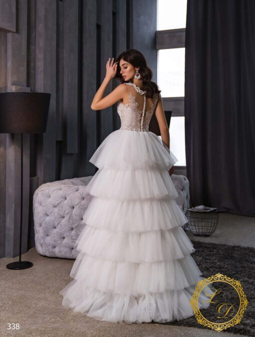 Wedding dress Lady Di 338-3