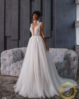 Wedding dress Lady Di 339-1
