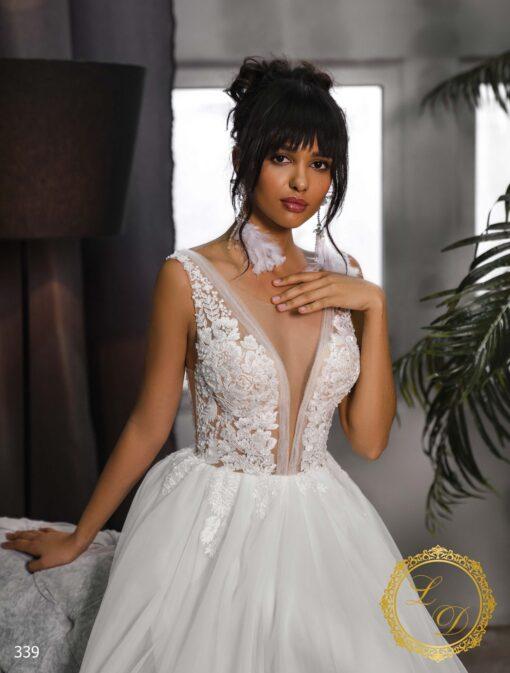 Wedding dress Lady Di 339-2
