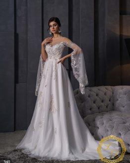Wedding dress Lady Di 340-1