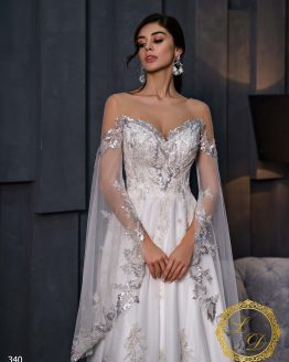 Wedding dress Lady Di 340-2
