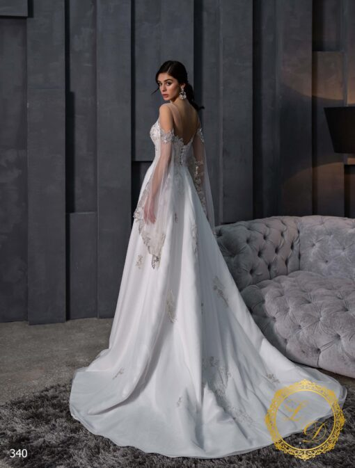 Wedding dress Lady Di 340-4