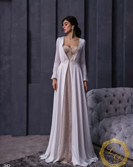Wedding dress Lady Di 342-1