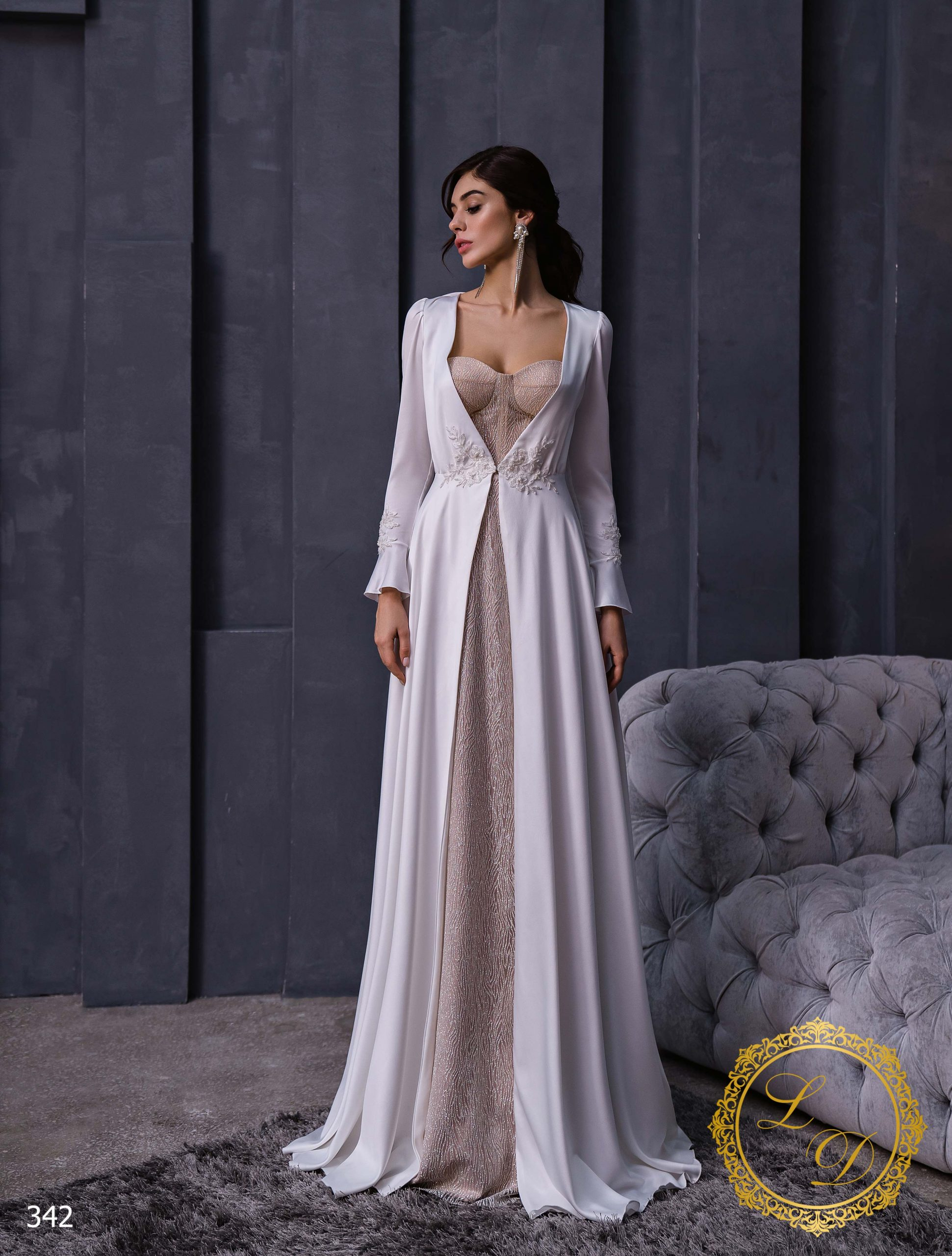 Wedding dress Lady Di 342-1