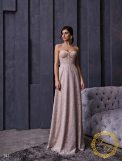 Wedding dress Lady Di 342-4