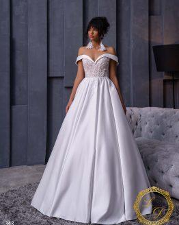Wedding dress Lady Di 343-1