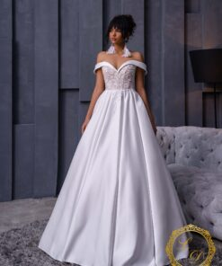 Wedding dress Lady Di 343-1