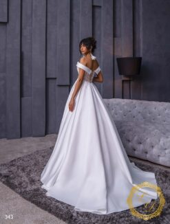 Wedding dress Lady Di 343-3