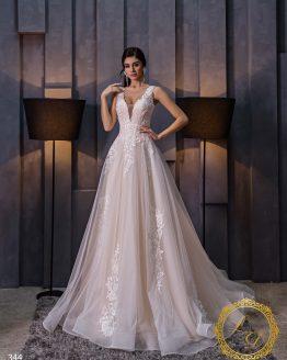 Wedding dress Lady Di 344-1