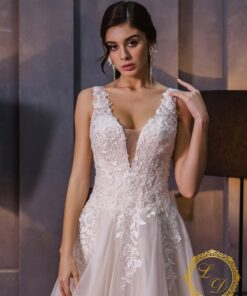 Wedding dress Lady Di 344-2