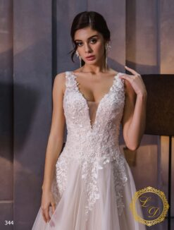 Wedding dress Lady Di 344-2