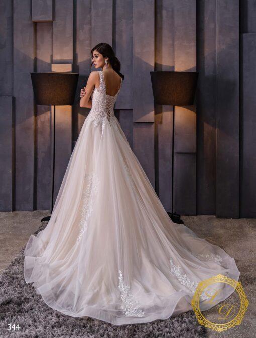 Wedding dress Lady Di 344-3