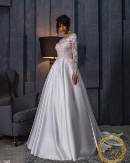 Wedding dress Lady Di 345-1