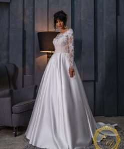 Wedding dress Lady Di 345-1