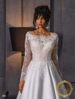 Wedding dress Lady Di 345-2-1