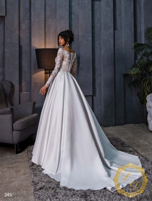 Wedding dress Lady Di 345-3