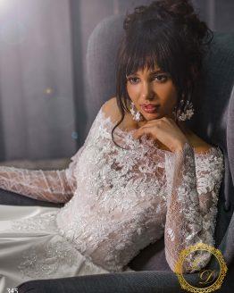 Wedding dress Lady Di 345-4
