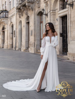 Wedding dress Lady Di 502