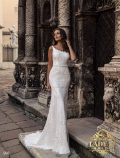 Wedding dress 506