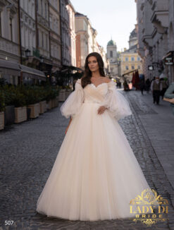 Wedding dress Lady Di 507