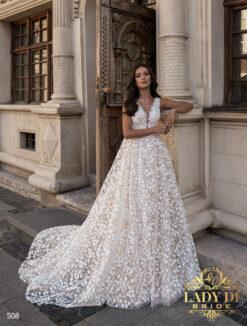 Wedding dress Lady Di Bride 508-1