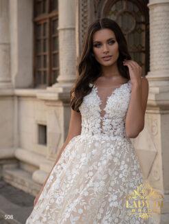 Wedding dress Lady Di Bride 508-2