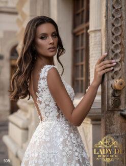 Wedding dress Lady Di Bride 508-3