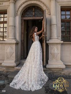 Wedding dress Lady Di Bride 508-4