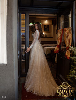 Wedding dress Lady Di 510-4