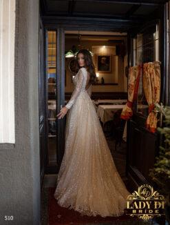 Wedding dress Lady Di 510-4