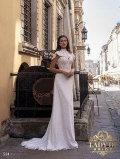 Wedding dress Lady Di 514
