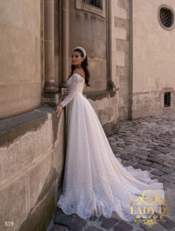 Wedding dress Lady Di 519-3